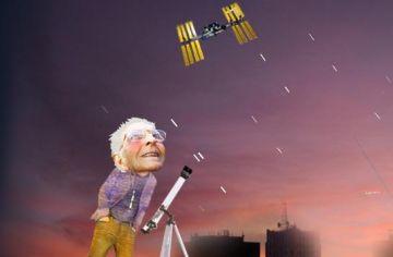 Ruimtestation ISS wereldwijd gespot dankzij Twisst