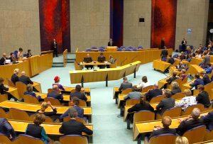 Wel in de Tweede Kamer, geen zin in vergaderen